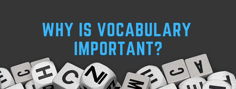 Vocabulary And Its Importance In Language Learning Process